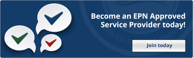 Become an EPN Approved Service Provider today!